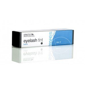 Eyelash Tint Black